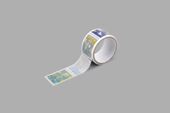 DMT1S114 Cinta adhesiva masking tape washi sellos sea Dailylike