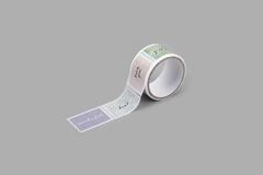 DMT1S116 Cinta adhesiva masking tape washi sellos lettering Dailylike