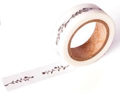 DMT1S13 Cinta adhesiva masking tape washi wreath Dailylike