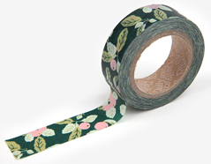 DMT1S34 Cinta adhesiva masking tape washi apple farm Dailylike