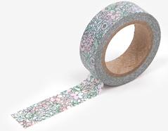 DMT1S41 Cinta adhesiva masking tape washi fade Dailylike