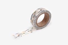 DMT1S61 Cinta adhesiva masking tape washi murmur bird Dailylike