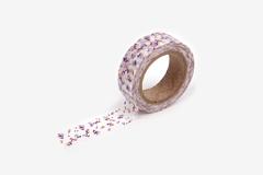 DMT1S63 Cinta adhesiva masking tape washi dear flower Dailylike