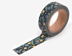 DMT1S68 Cinta adhesiva masking tape washi dandelion spore Dailylike