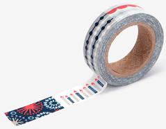 DMT1S83 Cinta adhesiva masking tape washi party Dailylike