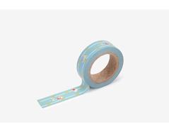 DMT1S88 Cinta adhesiva masking tape washi swimming Dailylike