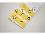 DMT1S92 Cinta adhesiva masking tape washi penguin Dailylike - Ítem2
