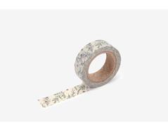 DMT1S96 Cinta adhesiva masking tape washi peace Dailylike
