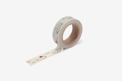 DMT1S98 Cinta adhesiva masking tape washi jaws Dailylike
