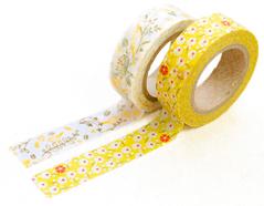 DMT2S07 Set 2 cintas adhesivas masking tape washi sarah Dailylike