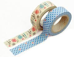 DMT2S15 Set 2 cintas adhesivas masking tape washi lucy Dailylike