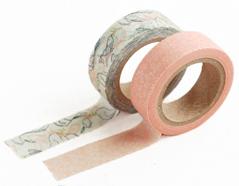 DMT2S17 Set 2 cintas adhesivas masking tape washi murmur Dailylike