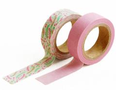 DMT2S22 Set 2 cintas adhesivas masking tape washi wonder Dailylike
