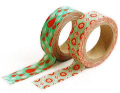 DMT2S25 Set 2 cintas adhesivas masking tape washi judy Dailylike
