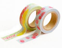 DMT2S26 Set 2 cintas adhesivas masking tape washi childlike Dailylike