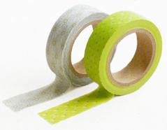 DMT2S33 Set 2 cintas adhesivas masking tape washi linda Dailylike