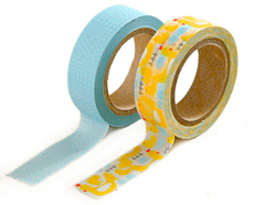 DMT2S38 Set 2 cintas adhesivas masking tape washi farm Dailylike