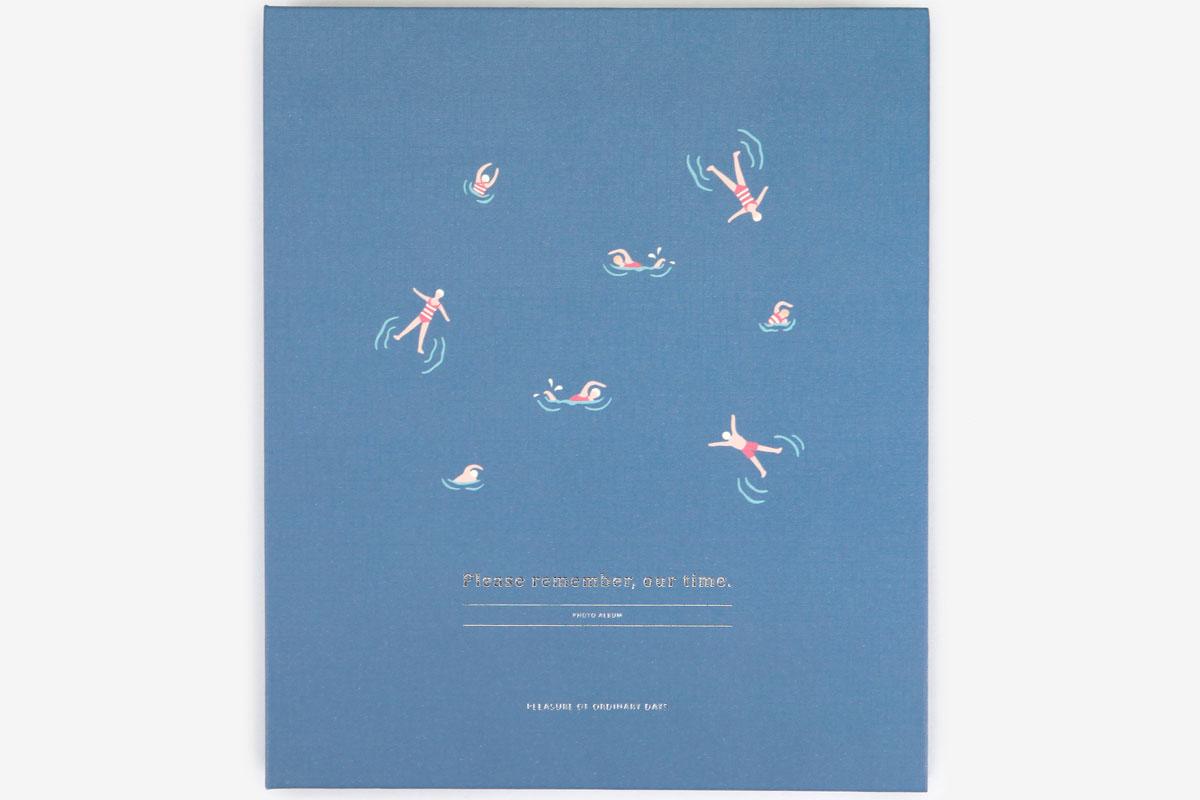 DPA28 Album swimming Dailylike