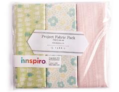 DPP11 Set 3 telas precortadas quarter pack de algodon aloha Dailylike
