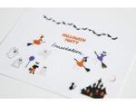 DPS26 Pegatinas pvc daily sticker Halloween formas y disenos surtidos Dailylike - Ítem2