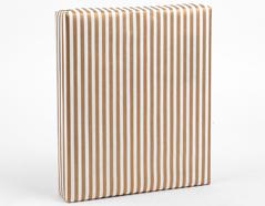 DWP36 Papel para envolver gold stripe Dailylike
