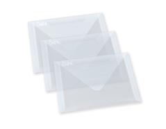 E654452 Sobres de plastico translucidos para almacenaje Sizzix