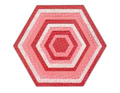E658609 Set 10 troqueles FRAMELITS Hexagons by Paula Pascual Sizzix