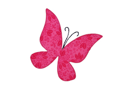 E658629 Troquel BIGZ especial quilting Butterfly 4 Sizzix