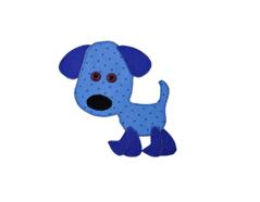 E658635 Troquel BIGZ especial quilting Dog 2 Sizzix