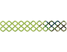 E658787 DECORATIVE STRIP-BASIC SHAPES-Label Trellis by SNIPPETS BY KAREN BURNISTON Sizzix