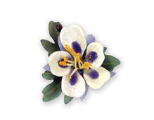 E658857 Set 9 troqueles THINLITS Flower Columbine by Susan Tierney Cockburn Sizzix