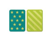 E659889 Set 2 troqueles THINLITS Cards 2 by Lori Whitlock Sizzix