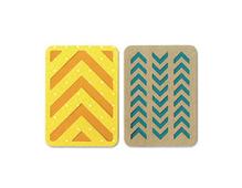 E659890 Set 2 troqueles THINLITS Cards 3 by Lori Whitlock Sizzix