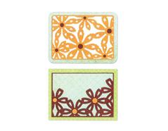 E659974 Set 6 troqueles THINLITS Flower cards by Paula Pascual Sizzix