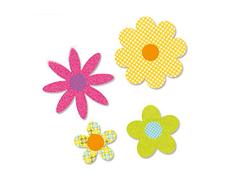 E660114 Troquel BIGZ especial quilting Flowers layers 15 Sizzix