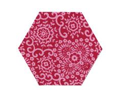 E660116 Troquel BIGZ especial quilting Hexagon 5 7cm Aprox cada lado Sizzix