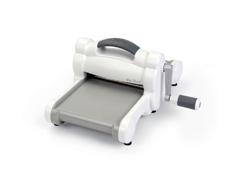 E660200 *Maquina para troquelar BIG SHOT White Grey boca 15cm Sizzix