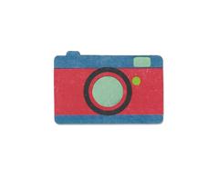 E660449 Troquel BIGZ Camera 2 by Echo Park Paper Co Sizzix