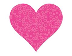 E660458 Troquel BIGZ especial quilting Heart 3 Sizzix