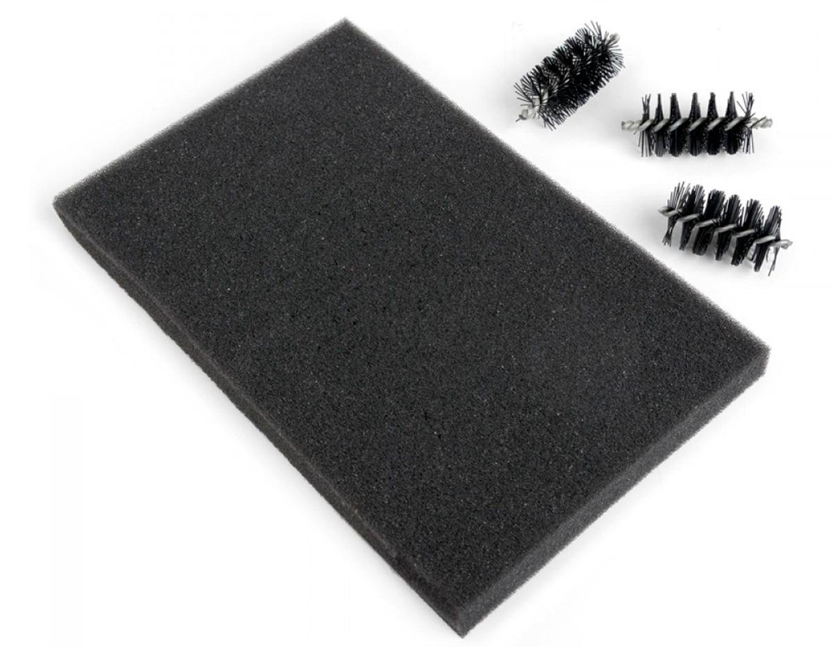 E660514 Recambios cepillo y alfombrilla para quitar exceso papel troqueles finos Sizzix