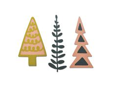E660878 Set 3 troqueles THNLITS Decorative trees by Craft Asylum Sizzix