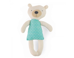 E660888 Troquel BIGZ PLUS Bear softee by Debi Potter Sizzix