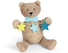 E660926 Troquel BIGZ PLUS Bear cub by Kid Giddy Sizzix