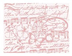 E661076 Placa de textura TEXTURED IMPRESSIONS Vintage texture by Sophie Guilar Sizzix
