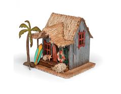 E661208 Troquel BIGZ Village surf shack by Tim Holtz Sizzix