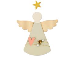 E661730 Troquel BIGZ Angel 2 by Sophie Guilar Sizzix