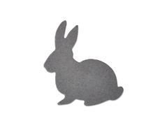 E661785 Troquel THINLITS Cute bunny by Samantha Barnett Sizzix