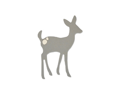 E661786 Set 2 troqueles THINLITS Cute deer by Samantha Barnett Sizzix