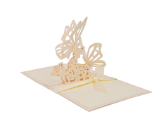 E662100 Troquel THINLITS Interlacing butterfly by Samantha Barnett Sizzix