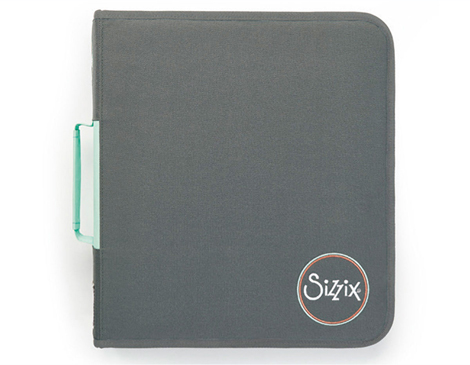 E662108 Estuche para almacenar troqueles 30x34x8cm Sizzix